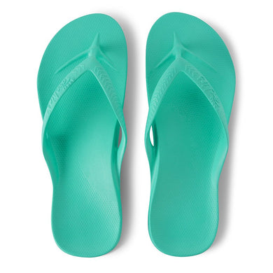 Archies Arch Support Thongs (Mint)