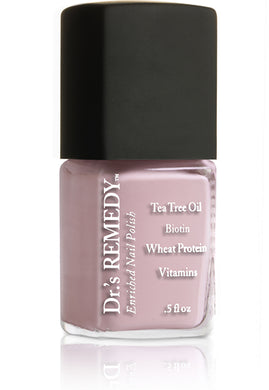 Dr.'s Remedy Enriched Nail Lacquer Beloved Blush (15mL)
