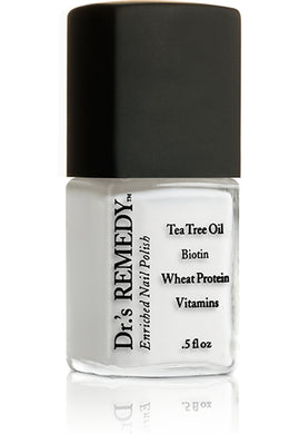 Dr.'s Remedy Enriched Nail Lacquer Classic Cloud (15mL)