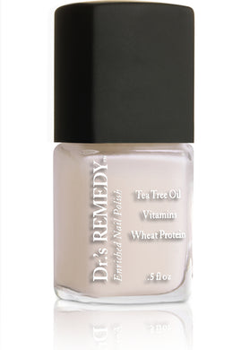 Dr.'s Remedy Enriched Nail Lacquer Loyal Linen (15mL)