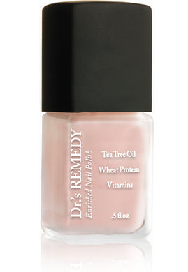 Dr.'s Remedy Enriched Nail Lacquer Perfect Petal Pink (15mL)