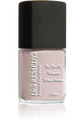 Dr.'s Remedy Enriched Nail Lacquer Promising Pink (15mL)