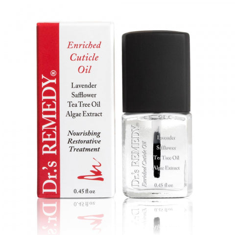 Caress Cuticle Oil enriched with Undecylenic Acid and Natural Oils(15mL)