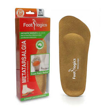 Load image into Gallery viewer, Footlogics Metatarsalgia Insoles