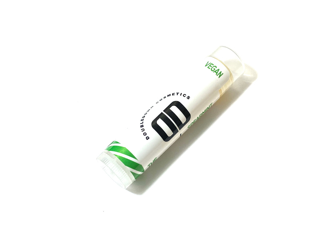 """The Present"" Vegan Spearmint Organic Lip Balm for Everyone!"