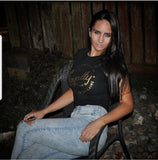 Women's loyalty Golden Tee Shirt
