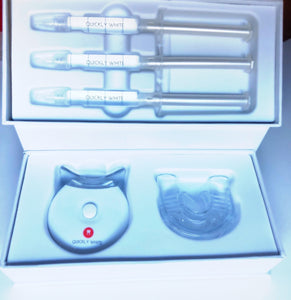 At Home Teeth Whitening System By Quickly White™
