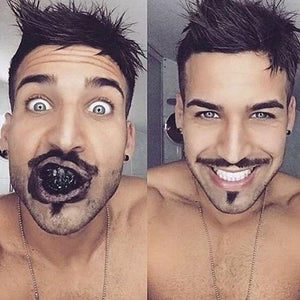 Charcoal Activated Tooth Whitening Powder By Quickly White™