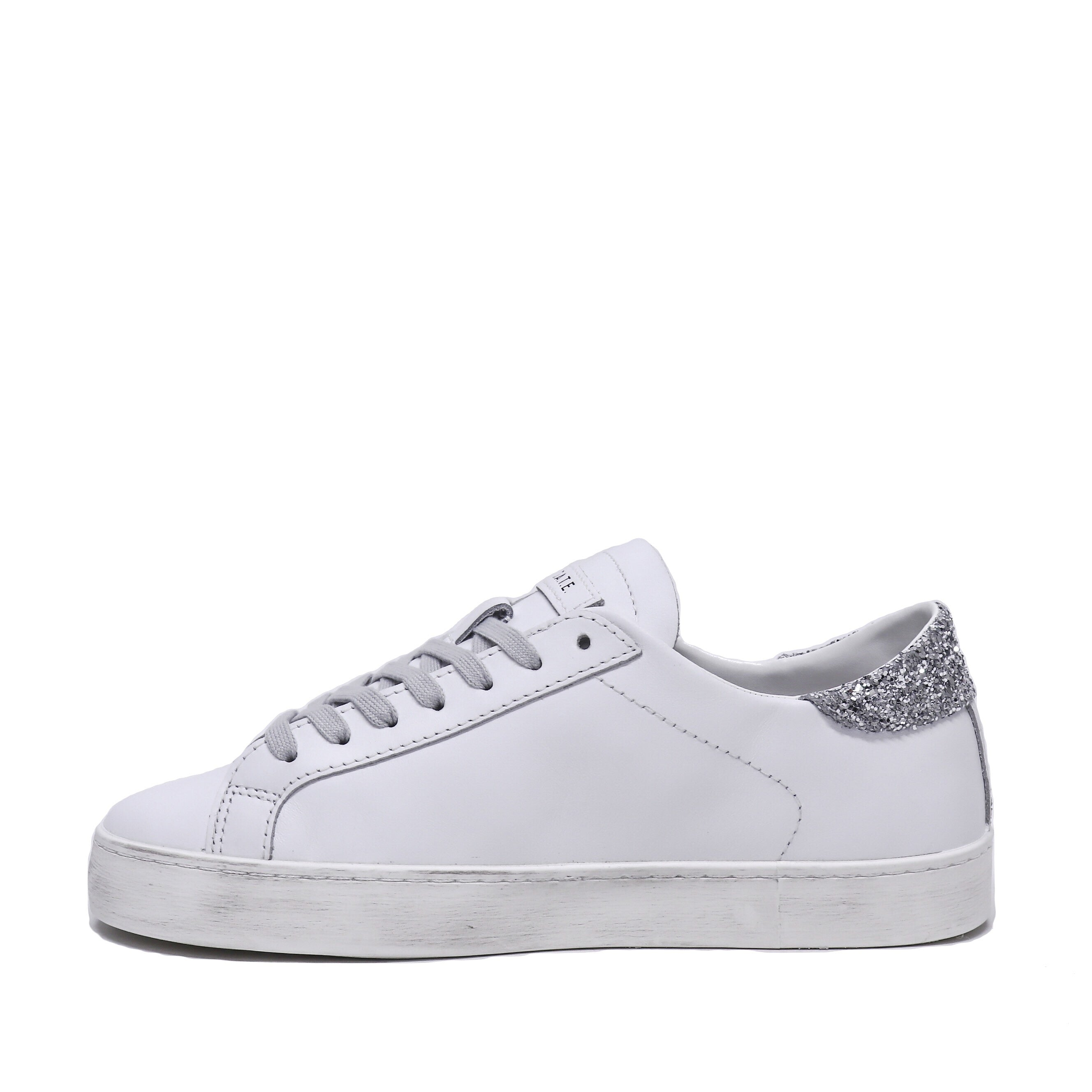 D.a.t.e Sneaker Hill Low Calf White Date W