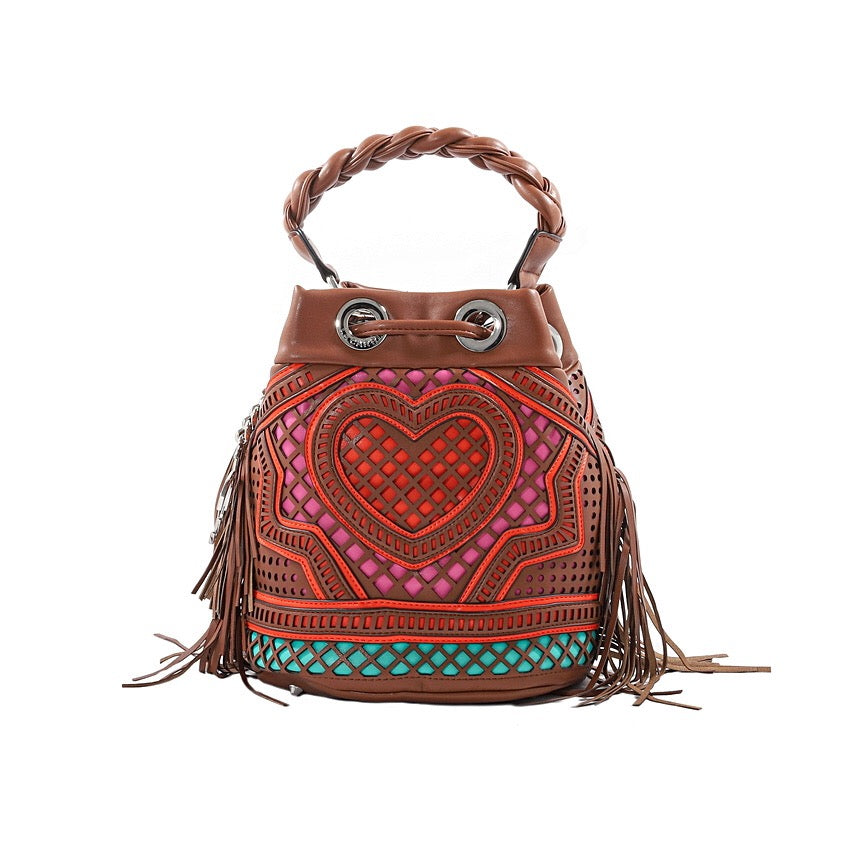 La Carrie Bag Secchiello Heartbeat