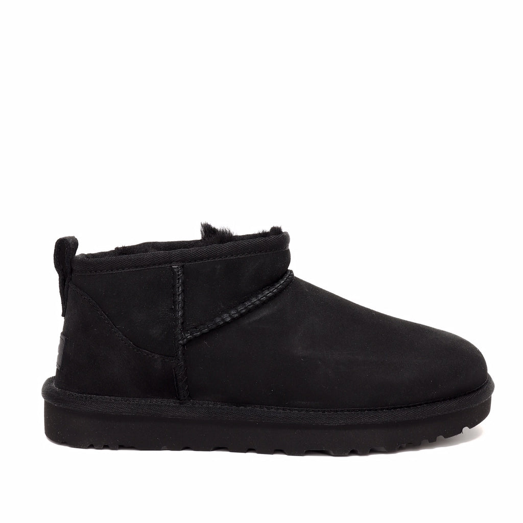 UGG Tronchetto Classic Ultra Mini Nero