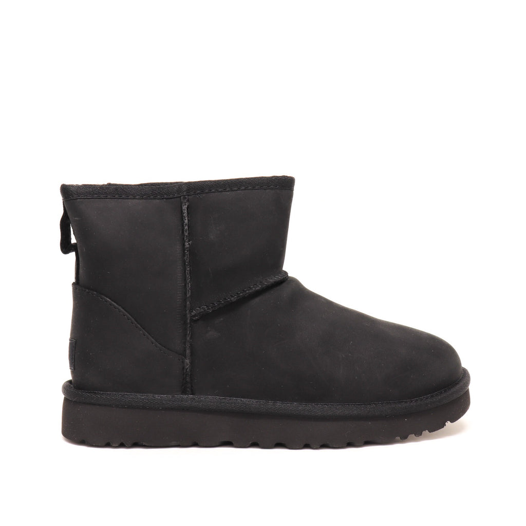 UGG Tronchetto Classic Mini Leather