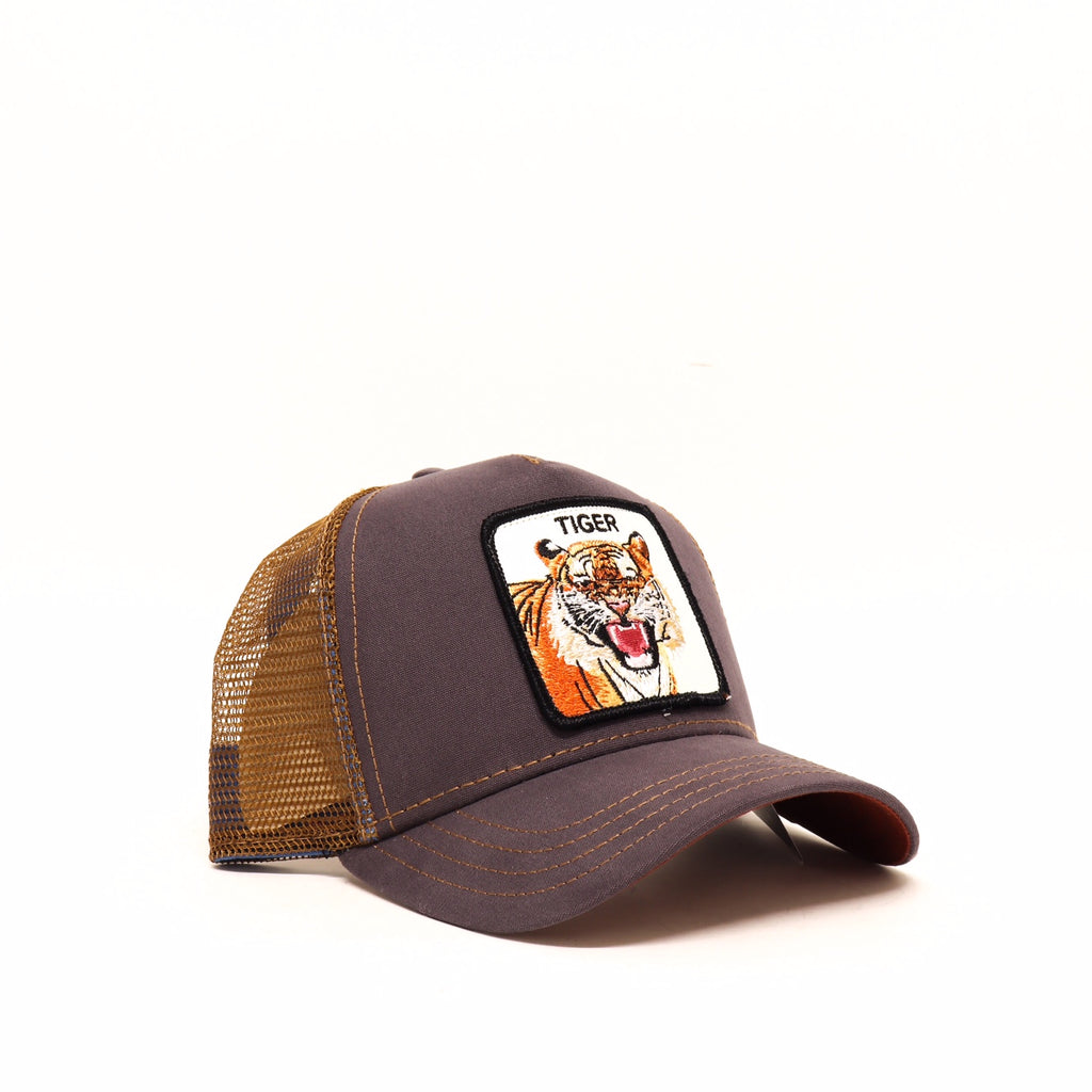 Goorin Bros Cappello Brown Tiger