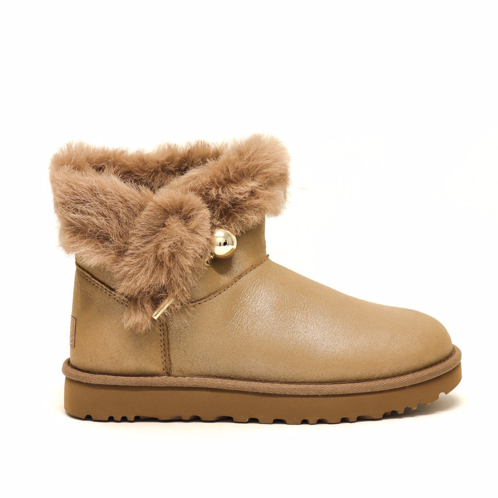 UGG Tronchetto Classic Fluff Pin Mini
