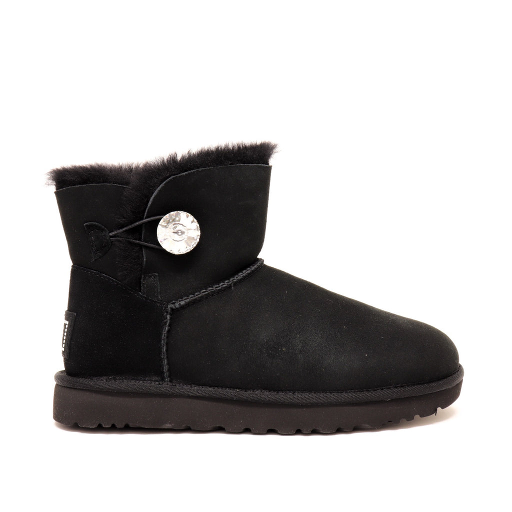 UGG Tronchetto Mini Bailey Button Bling