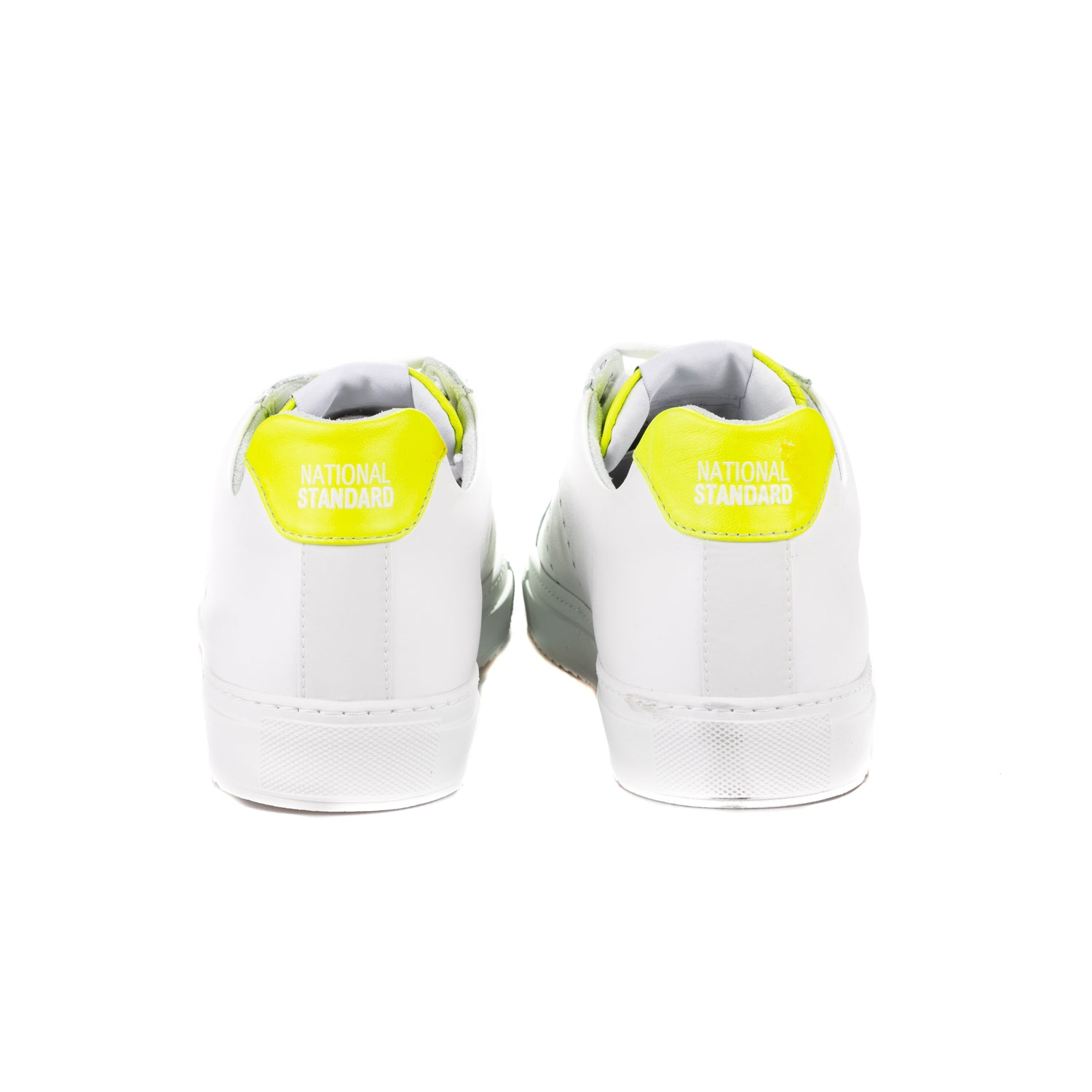 National Standard Sneaker Yellow Tech