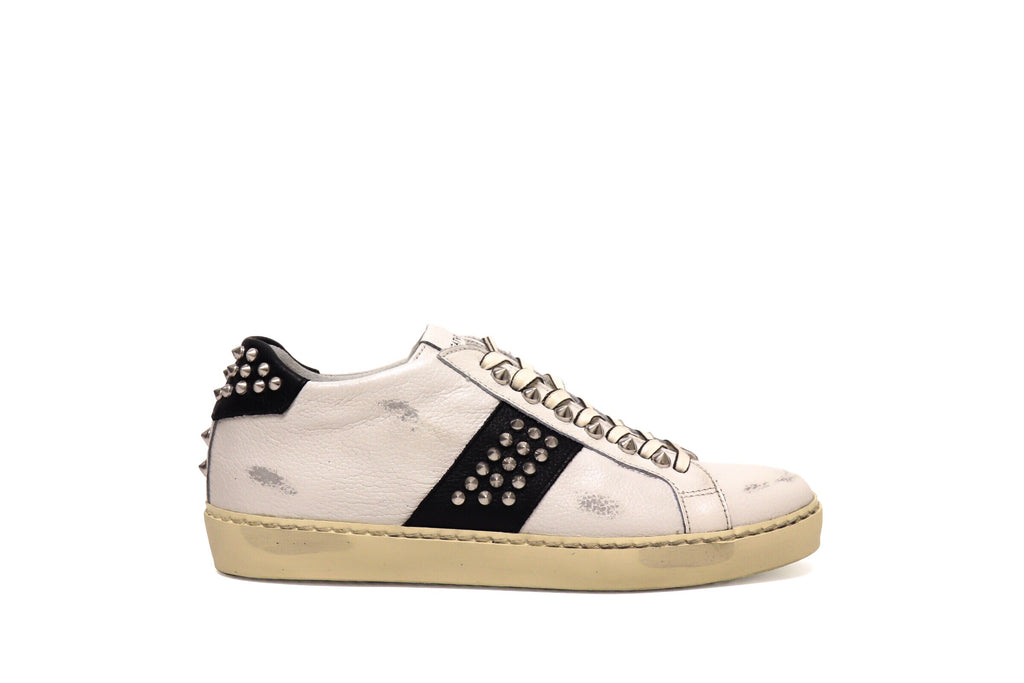 Leather Crown Sneaker Iconic