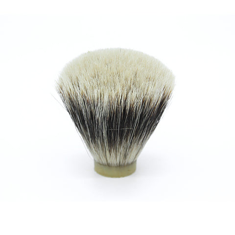 24mm APLuxury Fan Mixed Badger/Boar Knot