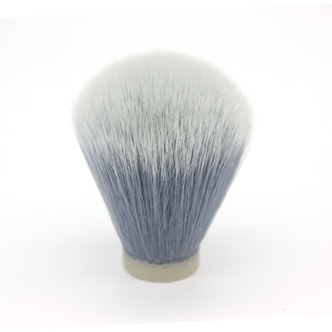 24mm SilkSmoke Synthetic Shaving Brush Knot