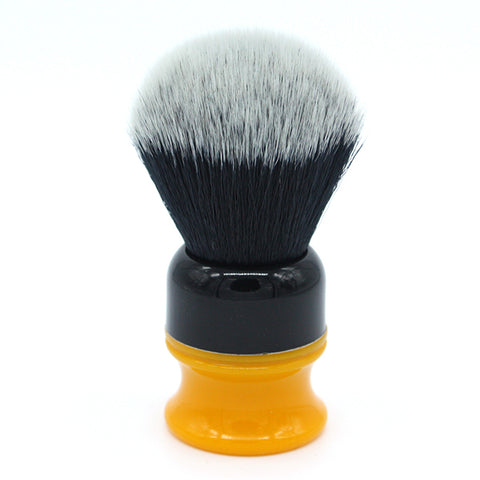 24mm Tuxedo Synthetic w/ Black+Butterscotch Signature Series Handle