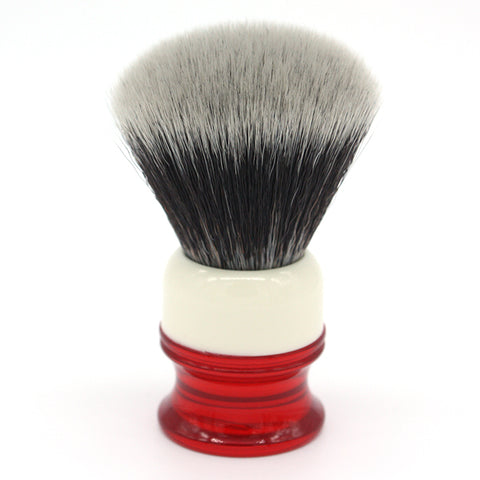 24mm 2BED Synthetic w/ Ivory+Red Signature Series Handle