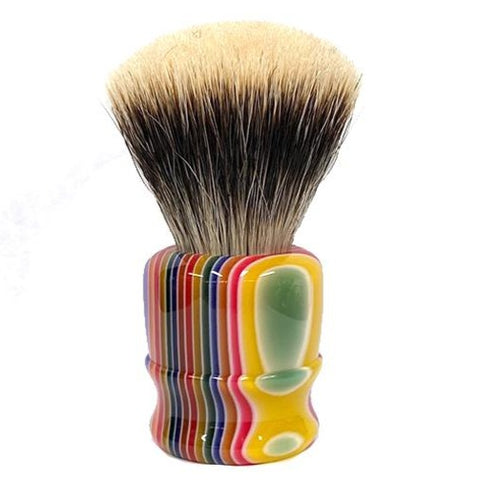 24mm Gelousy SHD Fan Brush (Leo Frilot x AP Shave Co.)