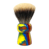 22mm Gelousy SHD Fan Brush (Leo Frilot x AP Shave Co.)
