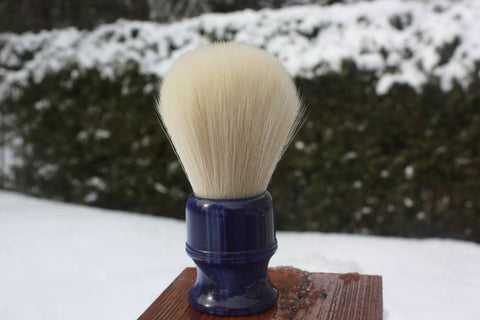 24mm Cashmere w/ Blue Lagoon Handle