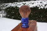 22mm Faux Horse w/ Blue Lagoon Handle