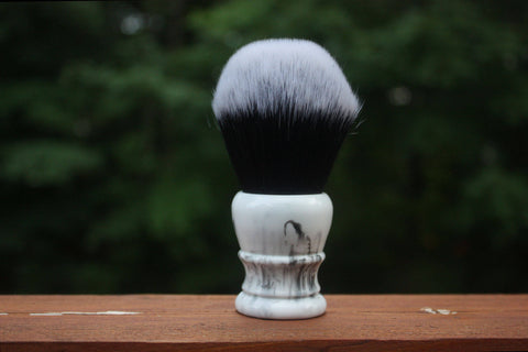 30mm Tuxedo w/ Faux Marble Handle