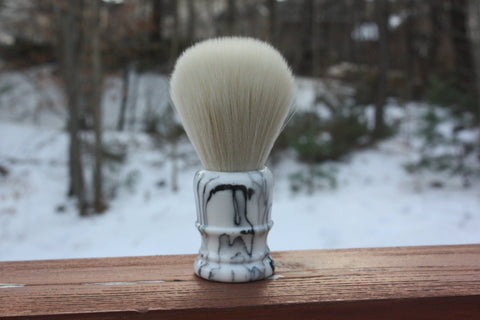 24mm Cashmere w/ Faux Marble Handle v2