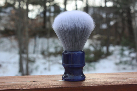 24MM SilkSmoke w/ Blue Lagoon Handle