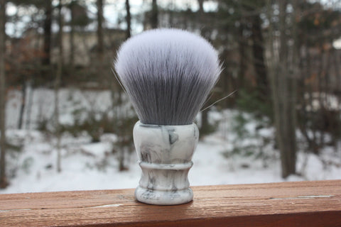 28MM SilkSmoke w/ Faux Marble Handle