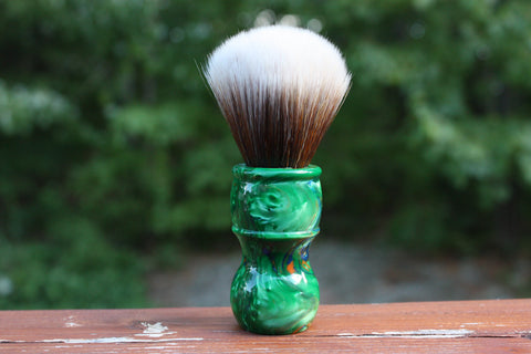 22MM SynBad w/ Elegant Emerald Handle