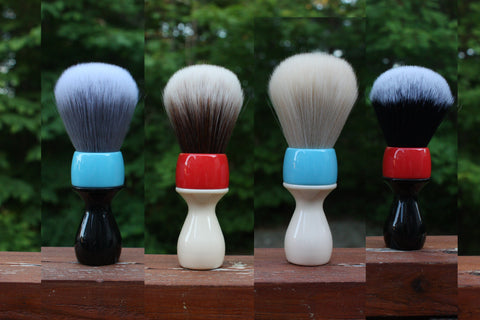 uBrush w/ Your Choice of Knot - Shaving Brush