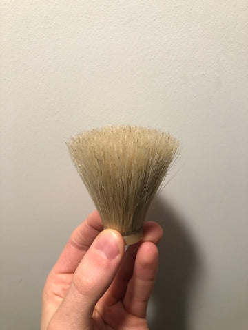 24mm Flat Top Boar Knot
