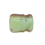 Jade Handcrafted Shaving Brush Handle (fits 24mm, 26mm knots)