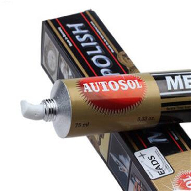 Metal Polishing Paste Scratch Repair Metal Band Grinding Multifunctional Copper Cream