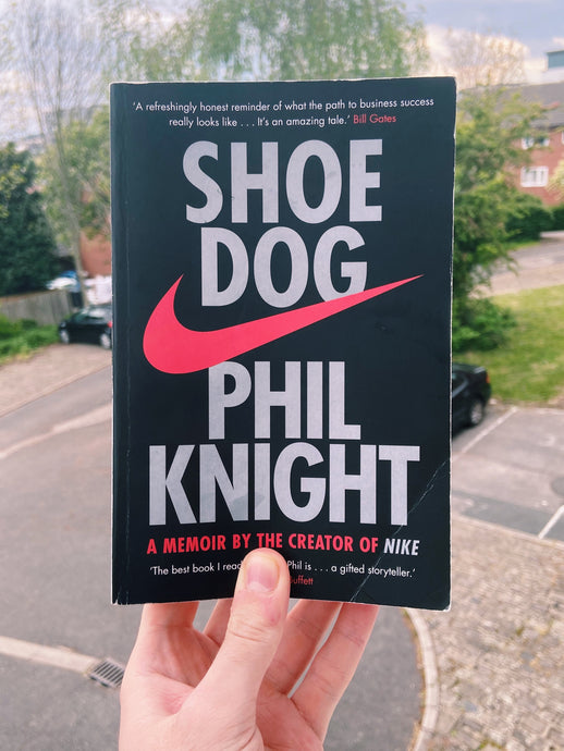 The story behind Nike: A review of Shoe Dog by Phil Knight