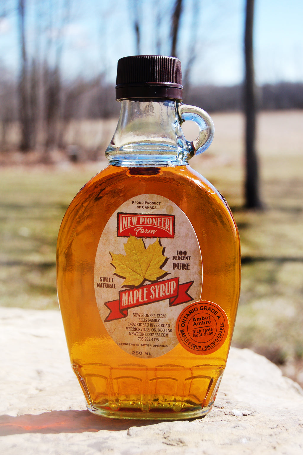 Maple Syrup ~ AMBER