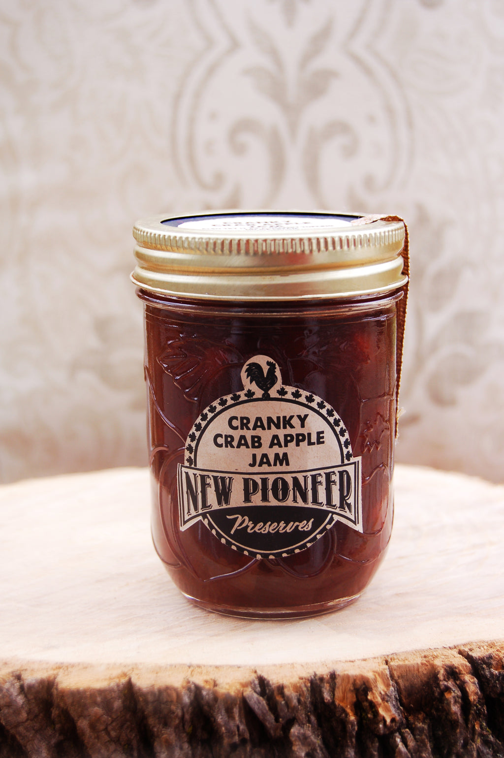 Cranky Crab Apple Jam