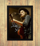James Bay 3 Framed Poster