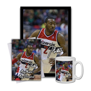 John Wall Washington Wizards 3 Gift Set Bundle