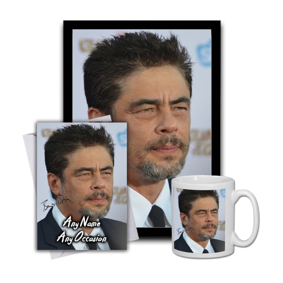 Benicio Del Toro 1 Gift Set Bundle