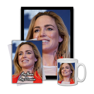 Caity Lotz 1 Gift Set Bundle