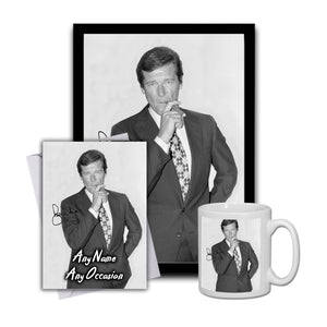 Roger Moore 007 James Bond 3 Gift Set Bundle