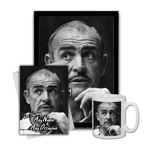 Sean Connery Aston Martin DB5 1 Fan Gift Set Bundle