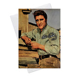 Elvis Presley 5 Greeting Card