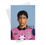 Gianluigi Buffon Parma 2 Greeting Card