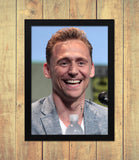 Tom Hiddleston - Loki 4 Framed Poster